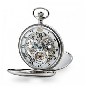 Dalvey Skeletal Pocket Watch