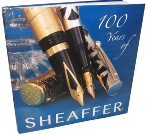 100 Years of Sheaffer Book - Sheaffer Giveaway