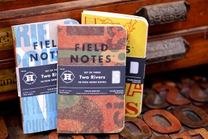 Field Notes Two Rivers Edition