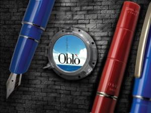 Delta Oblo Fountain Pen
