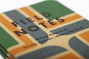 Field Notes Portland Cover