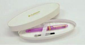 Platinum 3776 Nice Lilas Fountain Pen box