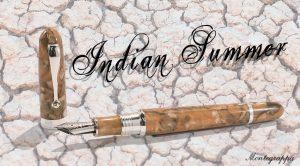 Montegrappa Indian Summer Pen