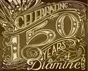 Diamine 150th Anniversary Inks