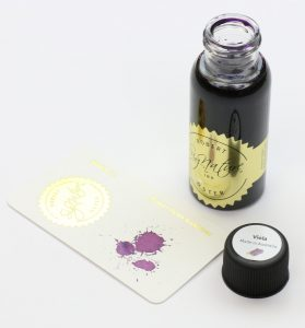 Robert Oster Viola Ink Bottle