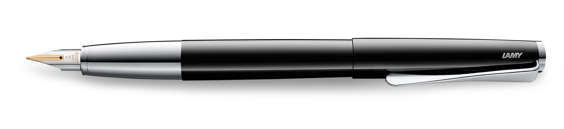 Lamy Studio Pianoblack Fountain Pen