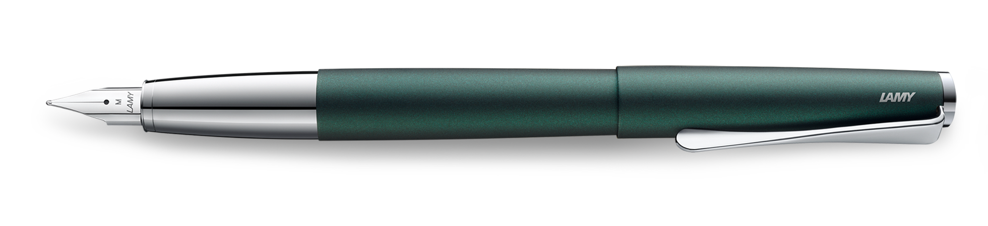 Lamy Studio Racing Green Fountain Pen