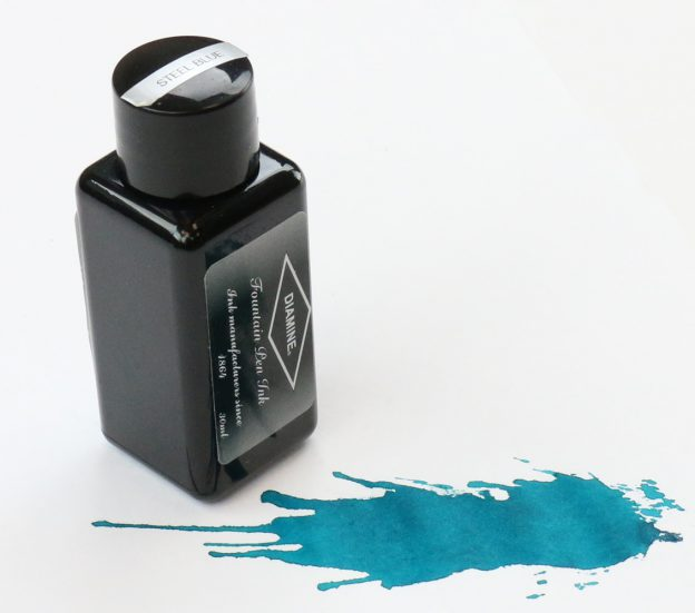 Diamine Steel Blue Ink Bottle