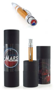 Retro 51 Mission to Mars pen tube