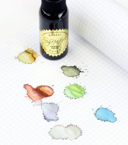 Robert Oster Limited Edition Shake N Shimmy Ink