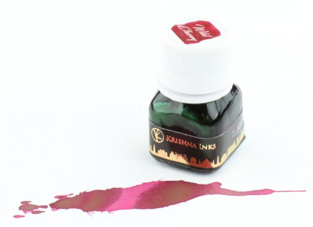 Krishna Wild Cherry Ink Bottle