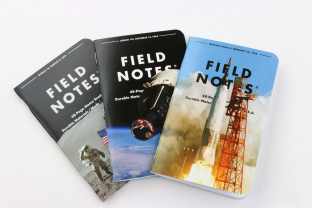 Field Notes Three Missions Notebook