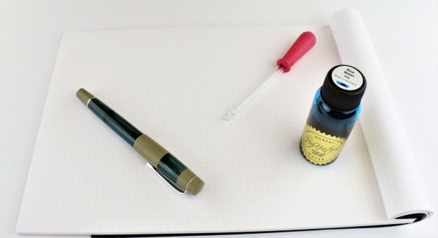 How to Fill an Opus 88 Fountain Pen