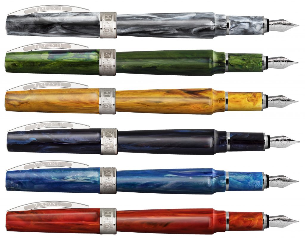 Visconti Mirage Fountain Pen