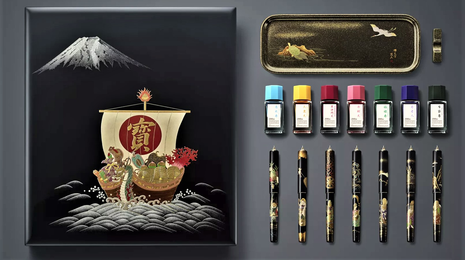 Pilot's 100th Anniversary Limited Edition Releases!