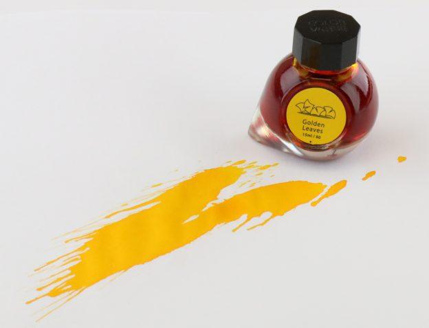 Colorverse Golden Leaves Ink