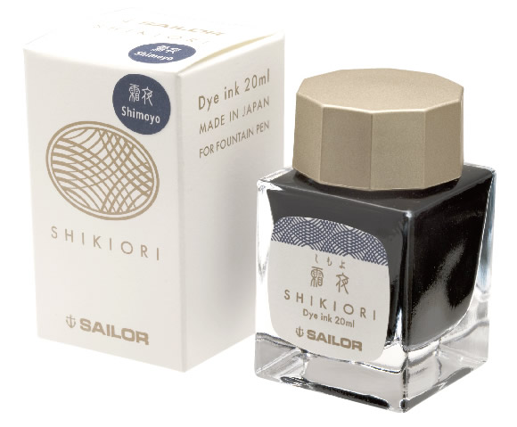 Sailor Four Season Jentle Ink New Bottle
