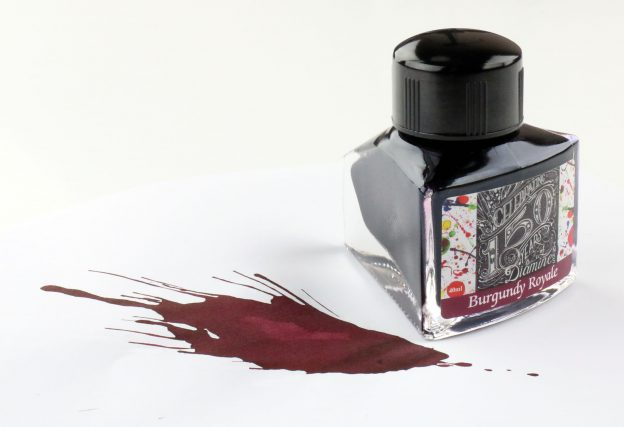 Diamine Burgundy Royale 150th Anniversary Ink Bottle