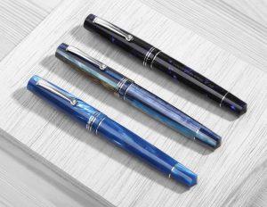 Leonardo Momento Zero fountain pens