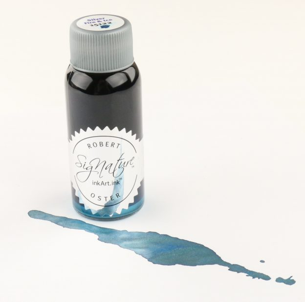 Robert Oster Silver Fire & Ice Bottle