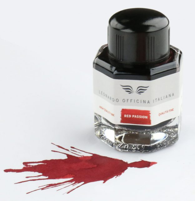 Leonardo Officina Italiana Red Passion Ink Bottle