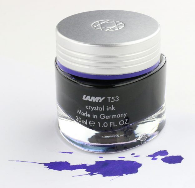 Lamy Crystal Azurite Ink Bottle