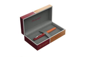 Montegrappa Tulip for Team Fox Box
