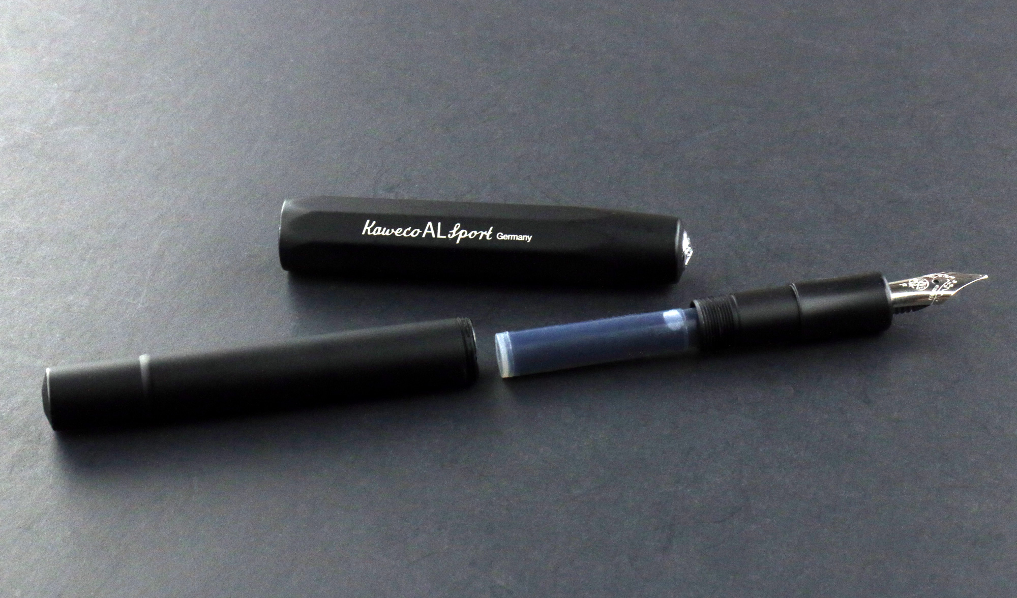 How to Fill a Cartridge Style Fountain Pen