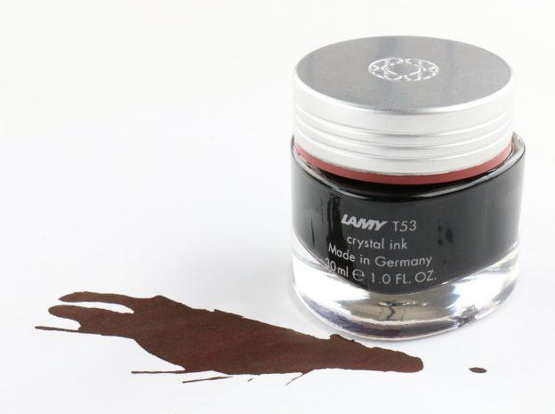 Lamy Crystal Topaz Ink Bottle