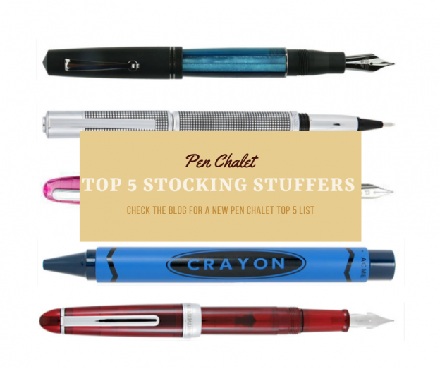 fountain pen fans love these popular fountain pens in their christmas stockings