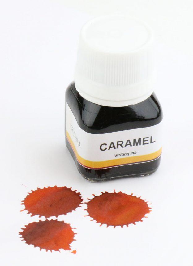 Krishna Caramel Ink