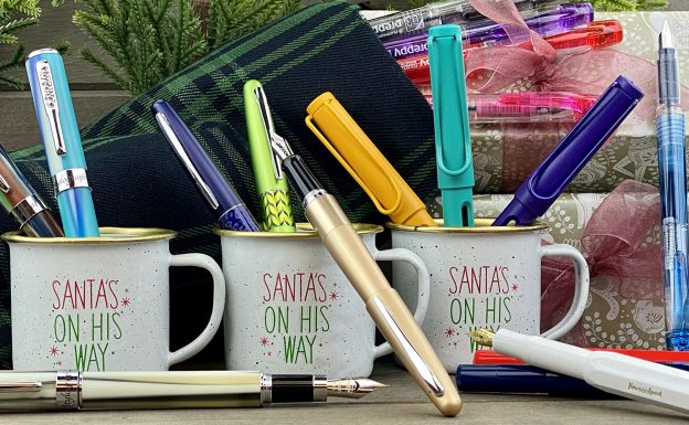 best fountain pens for beginners holiday pen gift guide 2020
