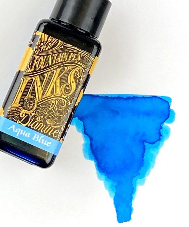diamine aqua blue ink