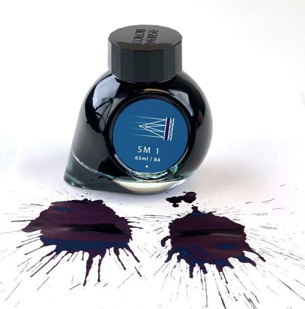 colorverse eye on the universe ink review