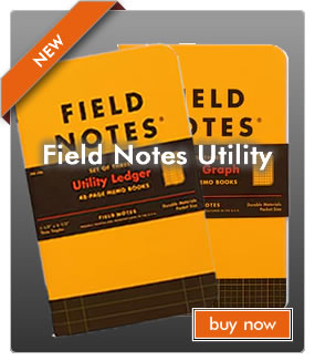 Field Notes Utility Notebook