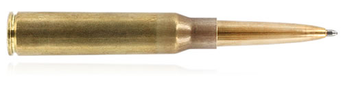 .338 Caliber Cartridge