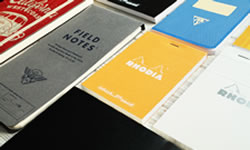 Memo Books & Notebooks