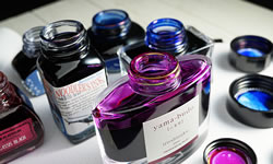 Bottled Fountain Pen Inks