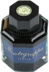 Montegrappa Bottled Ink(42ml) Fountain Pen Ink in Turquoise