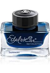 Sapphire Blue Pelikan Edelstein Bottled Ink(50ml) Fountain Pen Ink