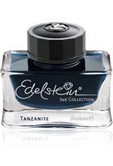 Tanzanite Pelikan Edelstein Bottled Ink(50ml) Fountain Pen Ink