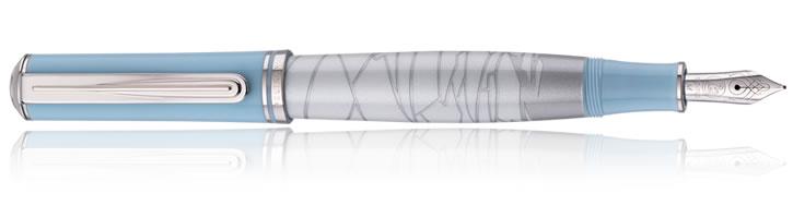 Pelikan Eternal Ice 640 Special Edition Fountain Pens