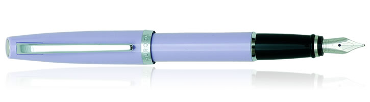 Amethyst Aurora Style Collection Fountain Pens