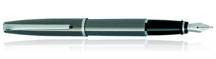 Gunmetal Aurora Style Collection Fountain Pens