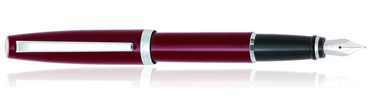 Aurora Style Collection Fountain Pens in Paprika