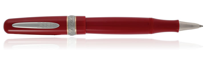 Stipula Etruria Magnifica Collection Rollerball Pens in Red