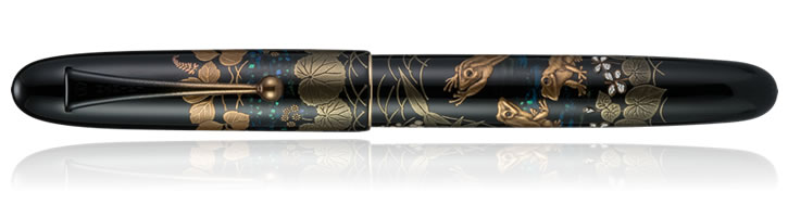Frogs Namiki Yukari Royale Collection Fountain Pens