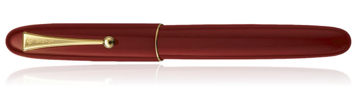 Namiki Yukari Royale Collection Fountain Pens in Vermillion Urushi