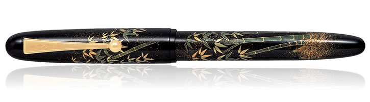 Bamboo Namiki Yukari Collection Fountain Pens