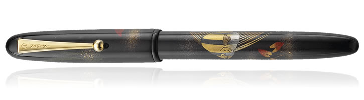Namiki Yukari Collection Fountain Pens in Tropical Fish